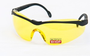 Protective glasses 595 (yellow lens)