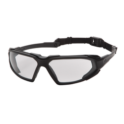 Tactical protective glasses, clear
