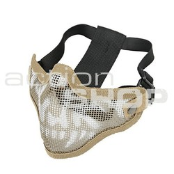 Face mask Ventus V2 - tan
