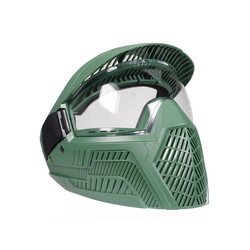 Base Field Goggle - Single Lens Mask - Olive