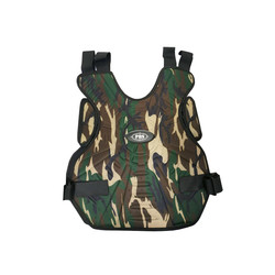 PBS Chest Guard (Woodland)