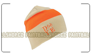 DYE Beanie 3AM Tan/Hunter Orange