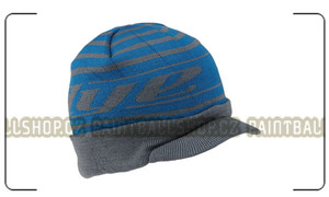DYE Beanie Player Navy Gray