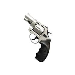 "Blank revolver Zoraki R1 2.5"" chrome, 9mm REV"