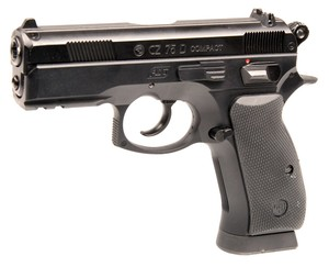 CZ 75D Compact CO2 4.5mm
