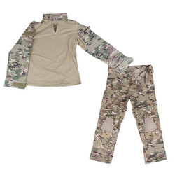 SA Combat Uniform w/ pads, MC