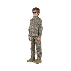 SA Combat uniform, ACU, kids