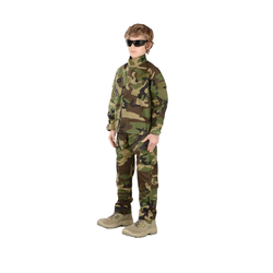SA Combat uniform ACU, woodland, kids