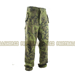 AČR CZ Field Pants, M 95 Camo (vz. 95), used, waist more than 100cm