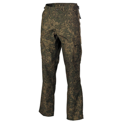 MFH Field Pants, BDU, Digital Flora