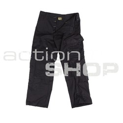 Tactical pants ACU style, black