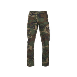 US Field Pants 'SLIM FIT' R/S BDU Woodland