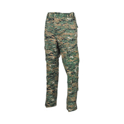 US Field Pants, ACU, Rip Stop, digital woodland M