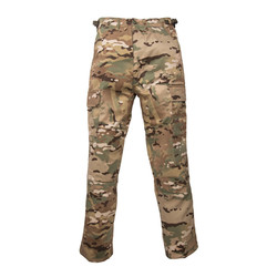 KIDS BDU style pants - Multicam