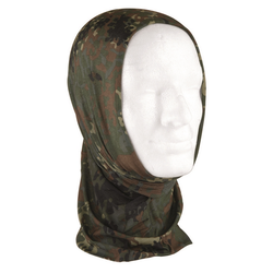 Mil-Tec Multi Function Headgear, Flecktarn