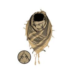 Shemagh Scarf Rifles, OD/black