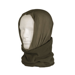 Multi Function Headgear PES/Fleece, olive