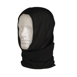 Multi Function Headgear PES/Fleece, black