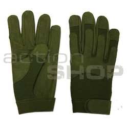 Mil-Tec Army Gloves, olive