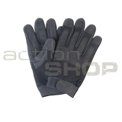 Army gloves, black