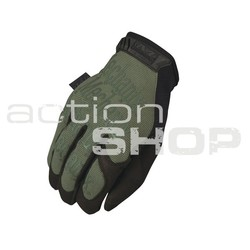 Mechanix Rukavice The Original Foliage Green