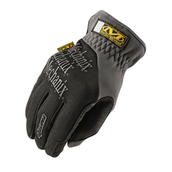 Mechanix Gloves, Fastfit, Black