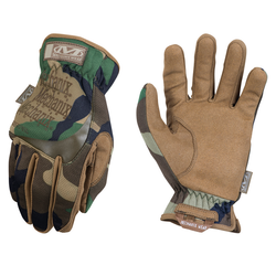 Mechanix Rukavice FastFit Woodland