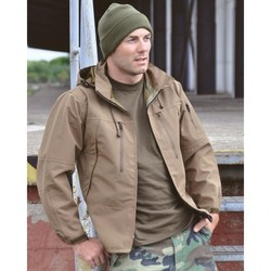 Mil-Tec Bunda Softshell GTX PCU Coyote Brown
