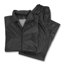 Mil-Tec Waterproof suit (pants + jacket) black