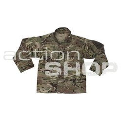 UK field jacket combat, MTP/multicam, used