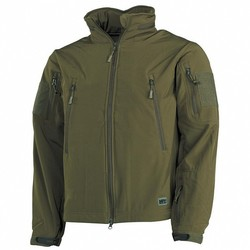 "Soft Shell Jacket, ""Scorpion"", olive"