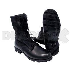 MFH US Jungle Boots Panama (black)