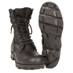 Mil-Tec Jungle Boots Panama, black