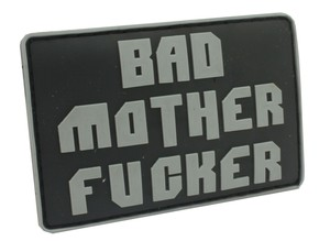 Patch BMF (Gray)