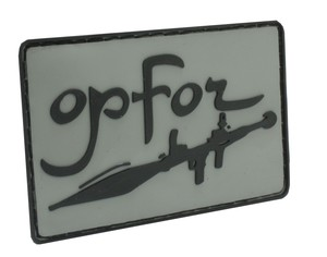 Patch Opfor (Gray)