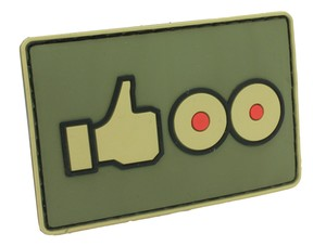 Patch Like Boobs (Green)