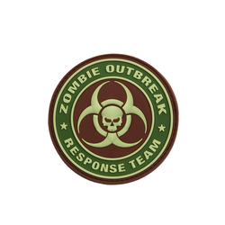 Patch Zombie ORT, Multicam