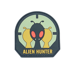 Nášivka Alien Hunter