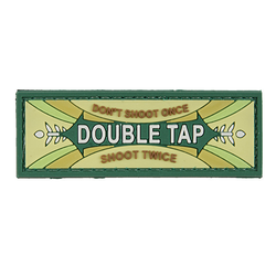 Patch Double Tap - olive