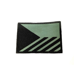 Patch Czech flag IR