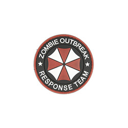 3D Patch - Zombie Outbreak Response Team