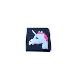 Flavour Unicorn Patch, strawberry aroma, 3D