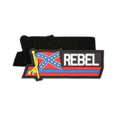 Rebel Patch, 3D