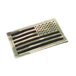 "Embroidery Patch ""US Flag"", right - Multicam"