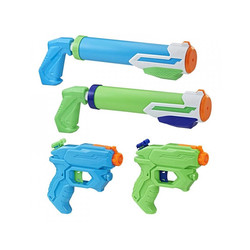 Nerf SuperSoaker Floodtastic 4 ks blastr