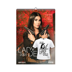 Calendar Lady Dee 2020 – Trendsetter Edition